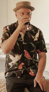 earl miller, steve rockwell salon show